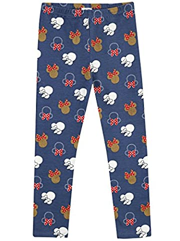 Disney Minni Maus Mädchen Minnie Mouse Leggings