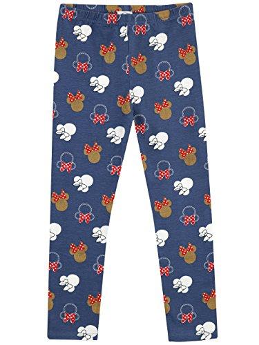 Disney Minnie Mouse - Leggings Niñas - Minnie Mouse