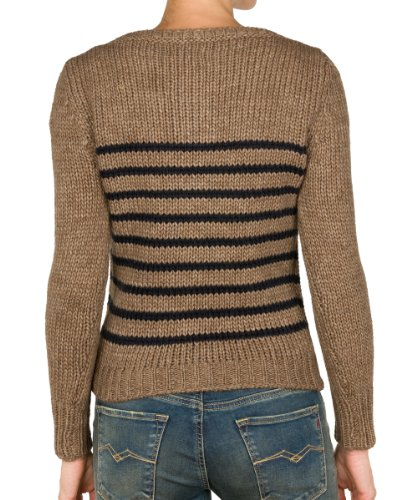 Replay - Pull - Manches longues Femme Beige - Beige (M20)
