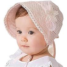 469c24255 Sombrero para bebé niña talla única