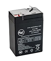 APC SmartUPS SU400 6V 4.5Ah UPS Battery - This is an AJC Brand