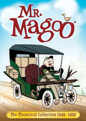 Mr Magoo: Theatrical Collection (1949-1959) (4pc) [DVD] [Region 1] [NTSC] [US Import]