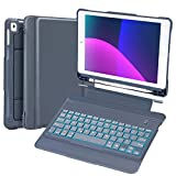 Sandwich® Case Secure™ 2-in-1 with Backlit Keyboard - Folio Case/Cover for New iPad