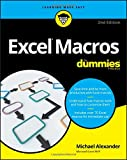 Excel Macros For Dummies (For Dummies (Computers))