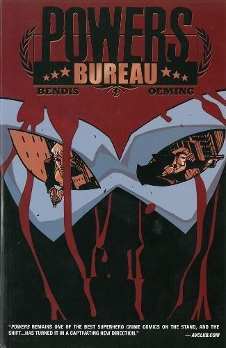 Powers Bureau: Icon (Volume 2)