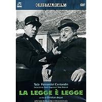 Amazon Fr La Loi C Est La Loi Films Dvd Blu Ray