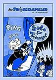 Solo für Triangel: Der Triangelspieler-Cartoonband