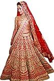 Fabron Women's Raw Silk Lehenga Choli (S...