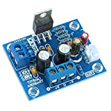 Phenovo 20W High-fidelity Amplifier Board Module DIY Kit Part Set for LM1875T Audio Power 105db Integrated Circuits Boards Modules