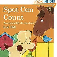 Spot Can Count: An Original lift-the-flap book