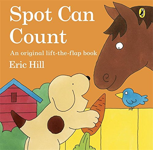 Spot Can Count por Eric Hill