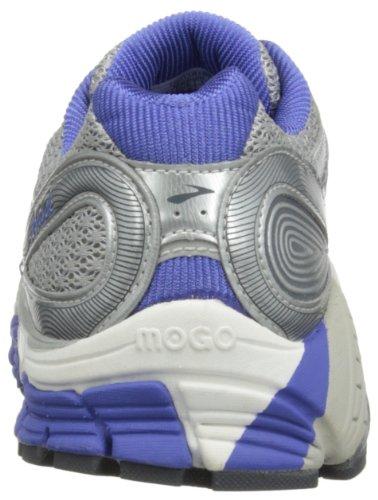 Brooks Ariel 12 Women Damen Laufschuhe Blau (Silver/Ombre Blue/Dazzling Blue/White/Lunar)