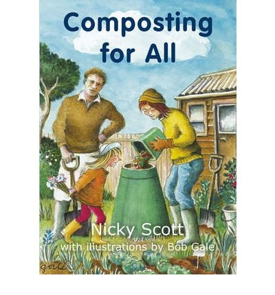 Composting for All (Paperback) - Common