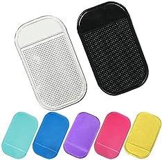 Shopo's Mobile Phone Spider Safety Non-Slip Mat Transparent Pad