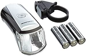 Trelock LS 750 I-Go, schwarz mit Batterie, LED Scheinwerfer, 8003299