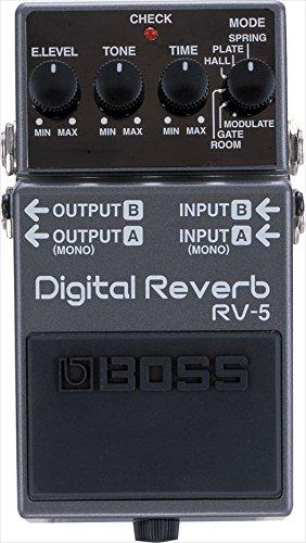 RV-5 - Pedal efecto Digital Reverb Boss RV-5 -