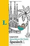 Langenscheidt Sprachkurs für Faule Spanisch 1 - Buch und MP3-Download