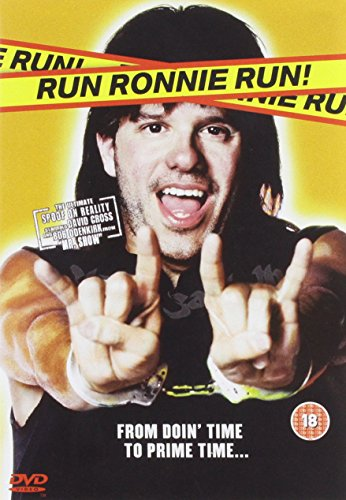 run-ronnie-run-reino-unido-dvd