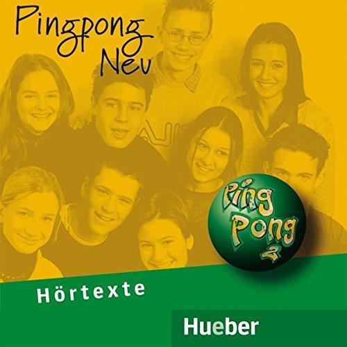 Pingpong Neu, Hörtexte, Teil 2, 2 Audio-CDs