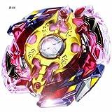WenJie Beyblade Burst - Lernspielzeug - 1 X Kreisel Kämpfen Kombination ( 1 Kreisel + 1 Werfer ) - b86