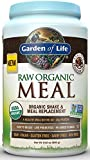 Garden of Life, Raw Meal, Beyond Organic Meal Replacement Formula, Chocolate Cacao, 2.17 lbs (986g)