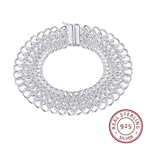 Imagen de zhouyf® pulseras fine jewelry 925 sterling silver women charm bracelets best friends