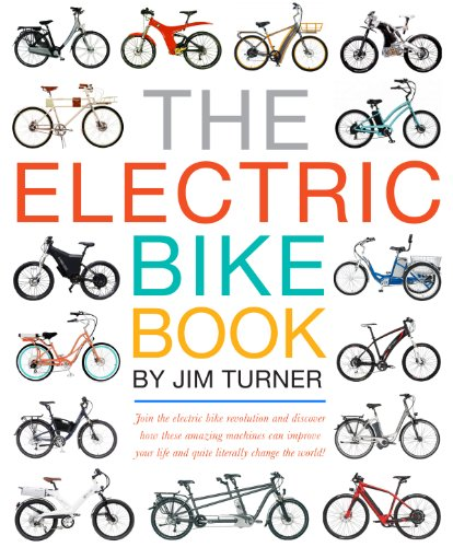 the-electric-bike-book-english-edition