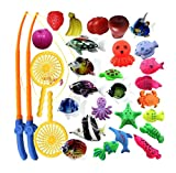 30 Stück Angeln Spielwaren für Kinder