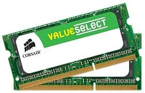 Corsair CMSO16GX3M2A1600C11 Value Select 16GB (2x8GB) DDR3 1600 Mhz CL11
