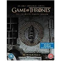 Game of Thrones: Season 8 Steelbook