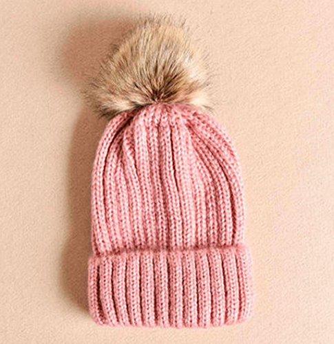 Chapeau d'hiver Chapeau de sertissage féminin ( couleur : 5# ) # 3