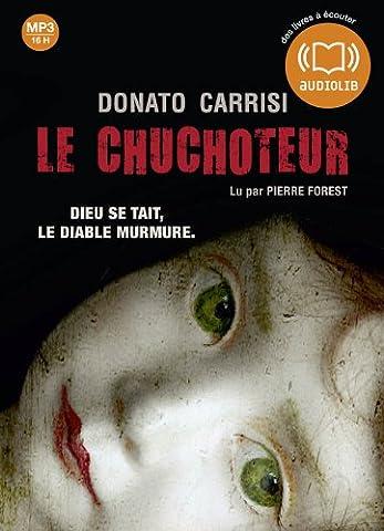Le Chuchoteur: Livre audio 2 CD MP3 - 640 Mo + 692 Mo