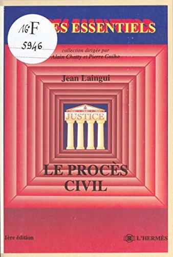 Lire un Le Procès civil epub, pdf