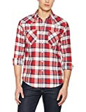 Levi's Barstow Western, Camisa para Hombre, Gris