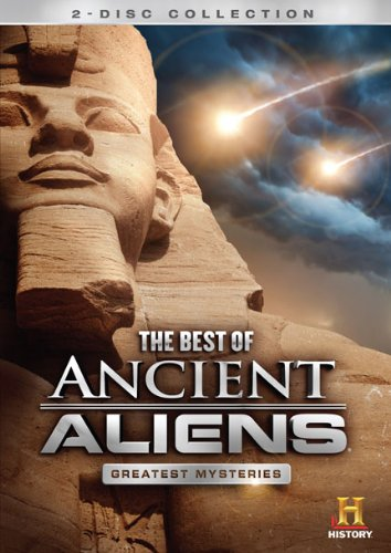 Best Of Ancient Aliens: Greatest Mysteries [RC 1]