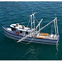 1271 Rusty the Shrimp Boat Kit 36 by Dumas - Compare prices on radiocontrollers.eu