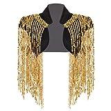 Gold Women's Waistcoats