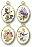 Janlynn Embroidery Kit, 4-1/4-Inch by 3-...