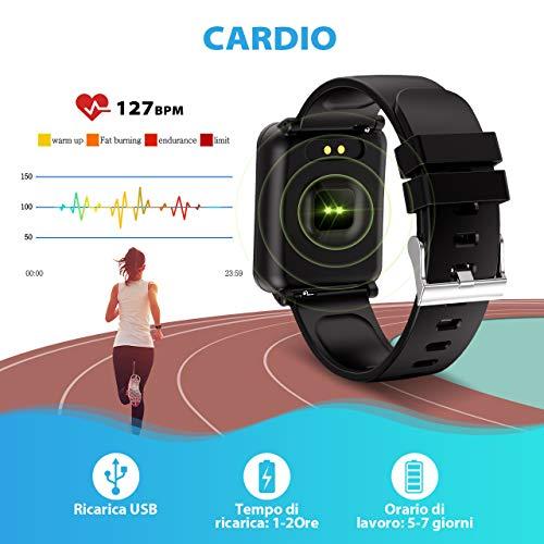 Zoom IMG-1 seneo smartwatch ip68 orologio fitness