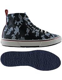 Superga - Chaussures 2750-FANTASYANIMALSCOTU pour femme - C80 - White Chimpanzee - 42: EU 42 UK 8 (27,3 cm)