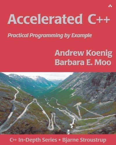Accelerated C: Practical Programming by Example by Andrew Koenig (2000-08-24)