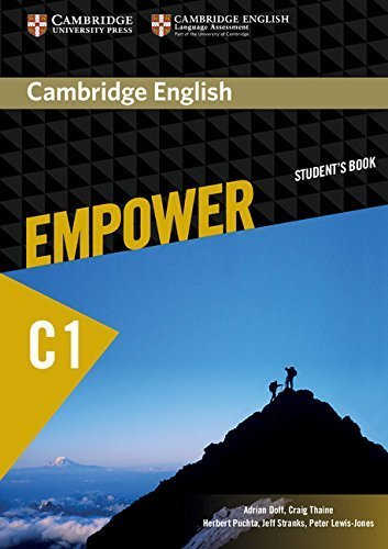 Cambridge English Empower Advanced Student's Book by Adrian Doff (2016-02-10)