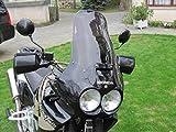 Powerbronze 420H110002 Tourenscheibe PB Honda XRV750 AFRICA TWIN 96-05 RD07 stark getönt 90%