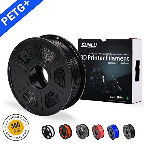 SUNLU-PETG-3D-printer-filament-1KG-Spool-175mm