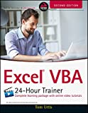 Excel VBA 24-Hour Trainer, 2ed (WROX)