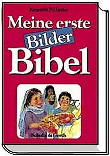 Meine Bilderbibel (Meine erste Bilderbibel: Bilderbuch ab 3 Jahren.)