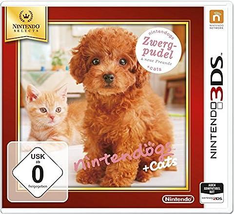 Nintendogs + Cats : Zwergpudel & Neue Freunde - Nintendo