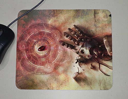 FullMetal Alchemist - Sacrifice Spells - Japanese Anime - Novelty Gift - Custom Name Mouse Pad