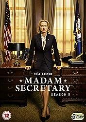 Madam Secretary Season 5 [DVD] [2019]