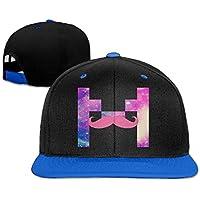 Hittings Hip Hop MARKIPLIER LOGO Beautiful Art Logo Hat Royalblue
